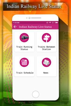 Live Train & PNR Status: Where is My Train? screenshot 1