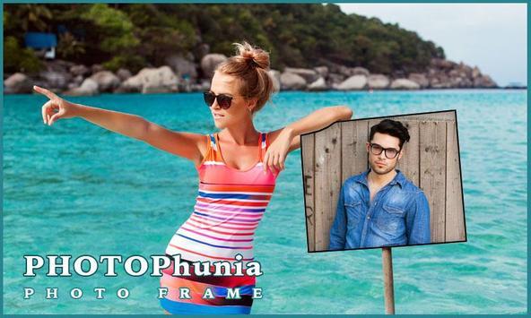 Photo Phunia Photo Frame poster