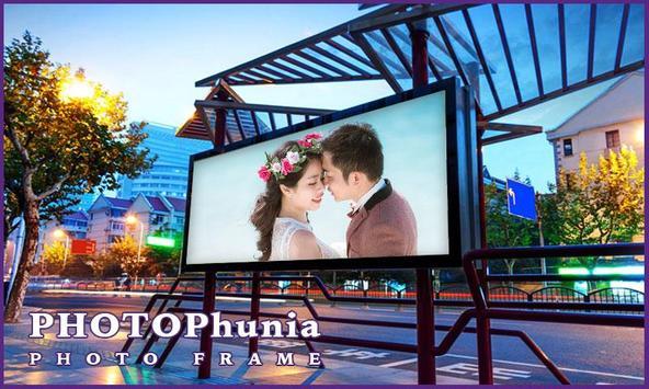 Photo Phunia Photo Frame apk screenshot