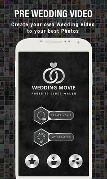 Wedding Video Maker with Song poster