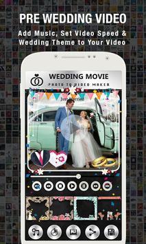 Wedding Video Maker with Song apk screenshot