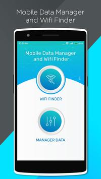 Mobile Data Manager poster