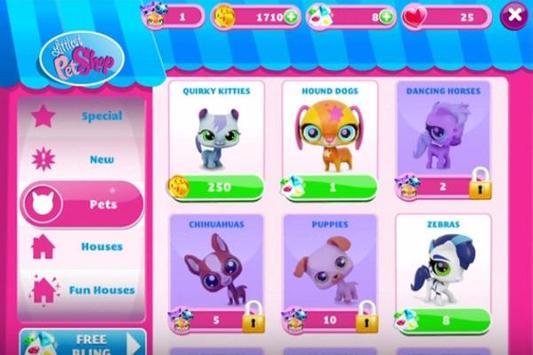 New Cheat Little Pet Shop apk screenshot