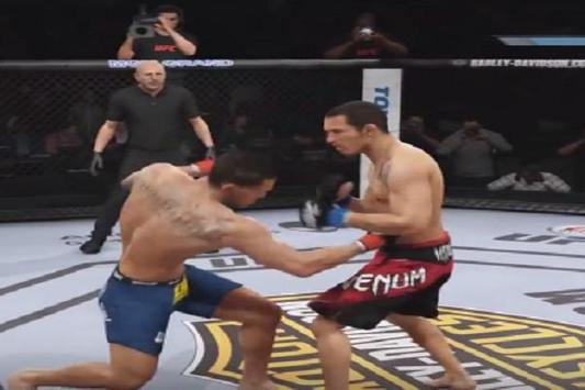 Tips Ea SPORT UFC screenshot 1