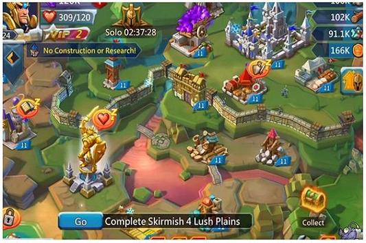 Tips lords mobile apk screenshot