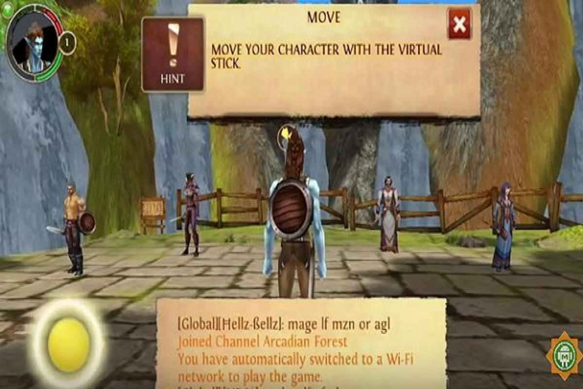 order & chaos online apk