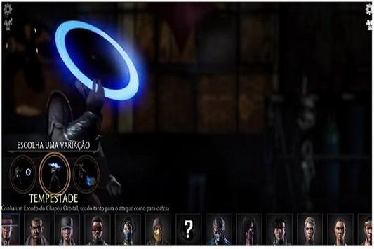 Trick mortal kombat x apk screenshot