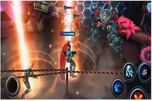 Trick marvel future fight apk screenshot