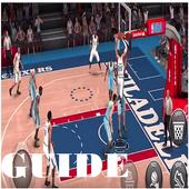Trick nba live mobile basket icon