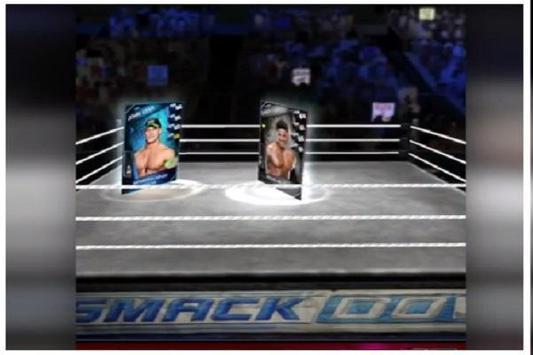 Trick wwe super card apk screenshot