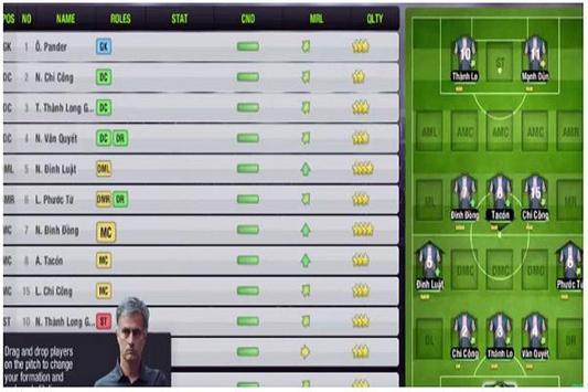 Trick top eleven be a soccer apk screenshot