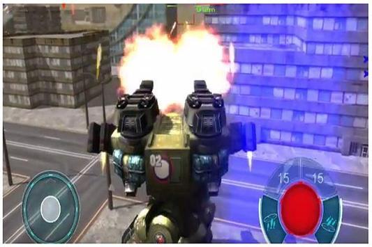 New Tips for War Robots apk screenshot