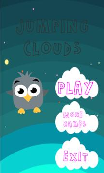 Jumping Clouds poster