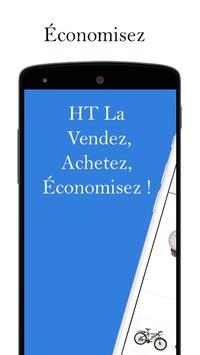 HT La - Vendez & Achetez apk screenshot