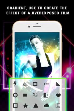 Neon Effect Photo Editor poster