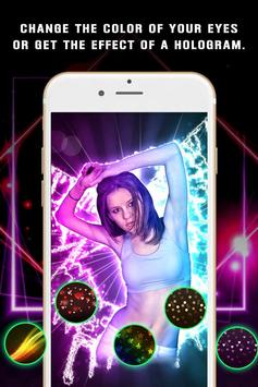 Neon Effect Photo Editor screenshot 2