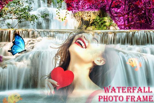 Waterfall Photo Frame screenshot 5