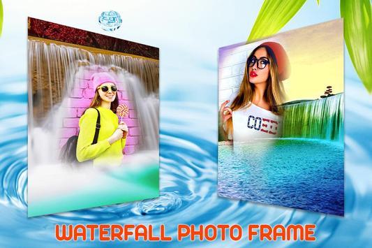 Waterfall Photo Frame screenshot 6