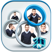 3D Photo Collage Maker icon