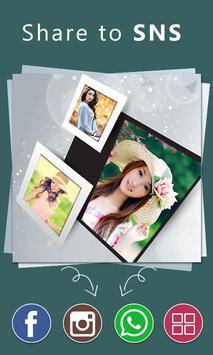 3D Photo Collage Maker apk screenshot