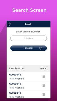 RTO Vehicle Detail / Find Vehicle Owner Detail apk screenshot