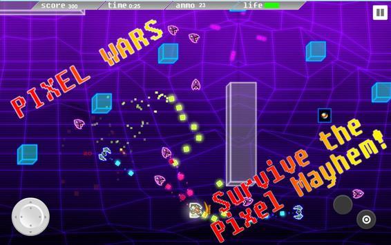 Pixel Wars screenshot 1