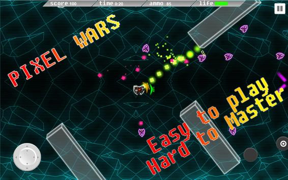 Pixel Wars screenshot 2