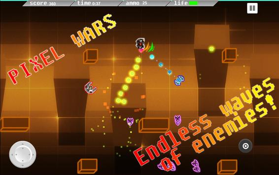 Pixel Wars screenshot 3
