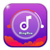 RingRox - Ringtone Maker & Downloader icon