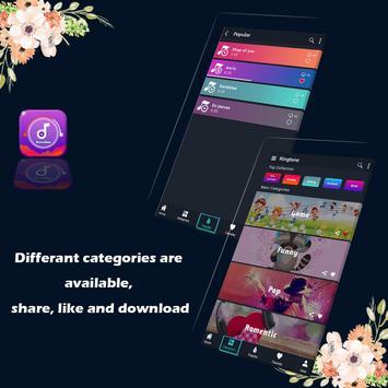 RingRox - Ringtone Maker & Downloader screenshot 4