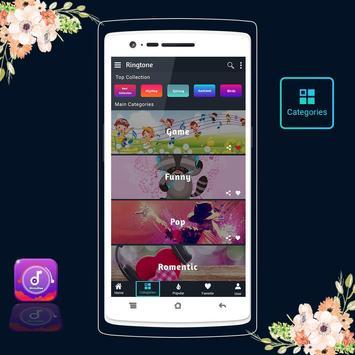 RingRox - Ringtone Maker & Downloader screenshot 1