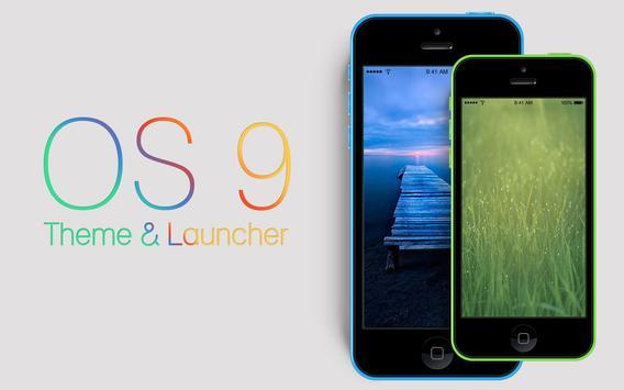 OS 9 Theme & Launcher apk screenshot