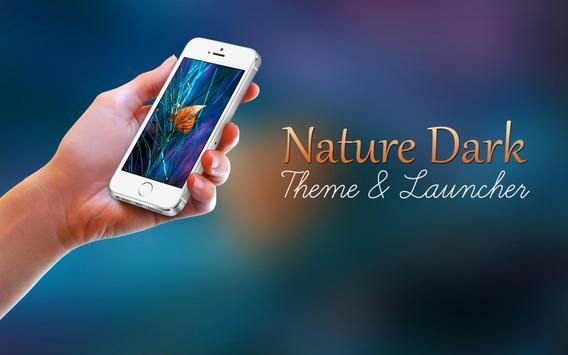 Nature Dark Theme apk screenshot