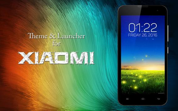 Theme for Xiaomi MIUI apk screenshot