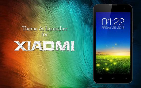 Theme for Xiaomi MIUI poster