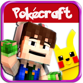 Pixelmon Pokecraft for MCPE icon