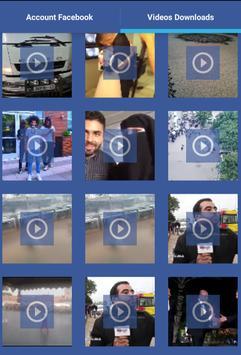 Video Download for Facebook 2 screenshot 1