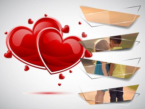 3D Love Photo Frame apk screenshot