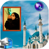 3D Mosque Photo Frames icon