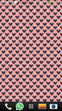 Pink Love Live Wallpapers screenshot 4