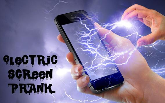 Electric Screen Prank poster