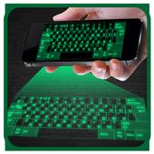 Hologram keyboard 3D Simulator icon