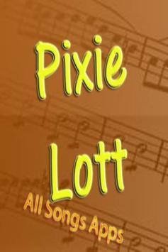 All Songs of Pixie Lott poster