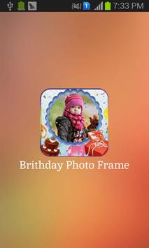 Birthday Photo Frame screenshot 1