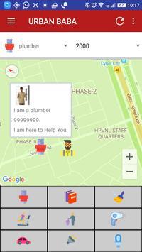 URBAN BABA screenshot 5