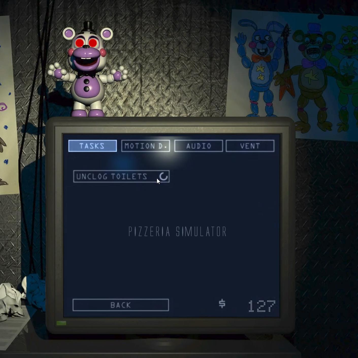 5 Nights at Freddy's : Pizzeria Simulator for Android - APK