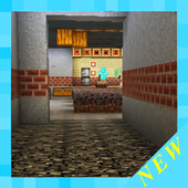 FNAF Horror Pizzeria Adventure. Map for MCPE icon