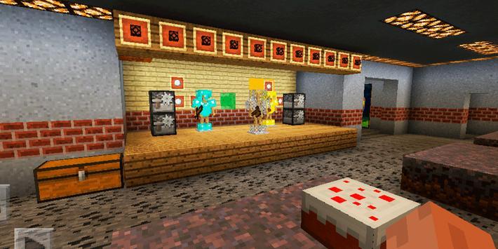 FNAF Horror Pizzeria Adventure. Map for MCPE screenshot 11