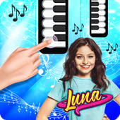 Soy Luna Tiles Piano Game icon