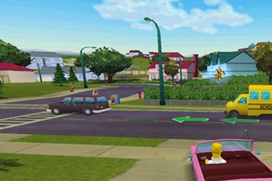 New The Simpsons Free Wallpaper screenshot 3
